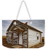 Old Rustic Rural Country Farm House Weekender Tote Bag