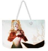 Old Sailors Dream - The Mermaid Weekender Tote Bag