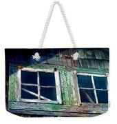 Old Salt Window Weekender Tote Bag