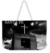 Old Santa Fe Weekender Tote Bag