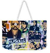 Old School Hip Hop 2 Weekender Tote Bag
