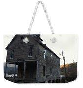 Old School House Weekender Tote Bag