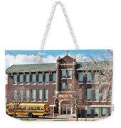 Old School Weekender Tote Bag