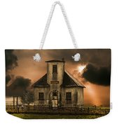 Old School Wayne County Oh Weekender Tote Bag