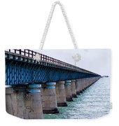 Old Seven Mile Bridge Weekender Tote Bag
