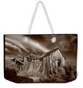 Old Shack Bodie Ghost Town Weekender Tote Bag