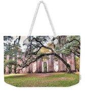 Old Sheldon Church - Bending Oak Weekender Tote Bag