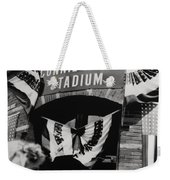 Old Shibe Park - Connie Mack Stadium Weekender Tote Bag