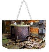 Old Sorghum Press Weekender Tote Bag