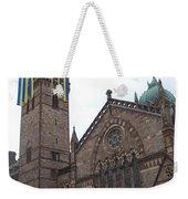 Old South Church Weekender Tote Bag