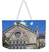 Old South Church Weekender Tote Bag