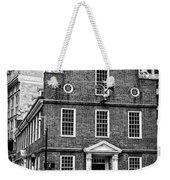 Old State House In Boston Weekender Tote Bag