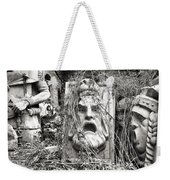 Old Statues In Skopje Weekender Tote Bag