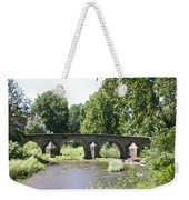 Old Stone Arch Bridge Weekender Tote Bag