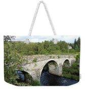 Old Stone Bridge In Scotland Weekender Tote Bag