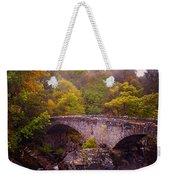Old Stone Bridge. Scotland Weekender Tote Bag