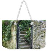 Old Stone Gate Weekender Tote Bag