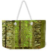 Old Stone House Weekender Tote Bag