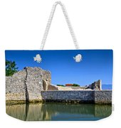 Old Stone Walls Of Nin Town Weekender Tote Bag