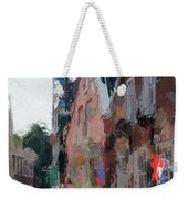Old Street Cafe Weekender Tote Bag