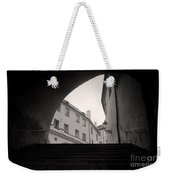 Old Streets In Prague Weekender Tote Bag