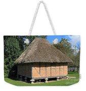 Old Thatched Barn Britain Weekender Tote Bag