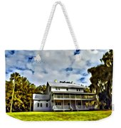Old Thursby Plantation House Two Weekender Tote Bag