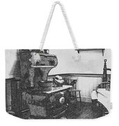 Old Time Farm Kitchen Weekender Tote Bag
