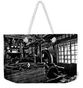 Old Time Gears Weekender Tote Bag