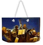 Old Time Music Weekender Tote Bag
