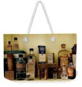 Old-time Remedies Weekender Tote Bag