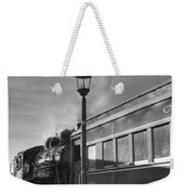Old Time Steam Weekender Tote Bag