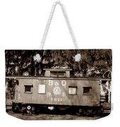 Old Timer Weekender Tote Bag