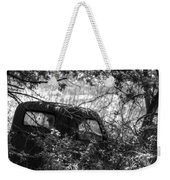 Old Times Good Times Weekender Tote Bag