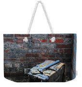 Old Tool Box Lonaconing Silk Mill Weekender Tote Bag