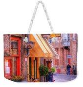 Old Town Bruges Belgium Weekender Tote Bag