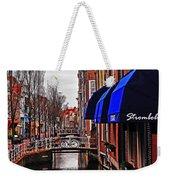 Old Town Delft Weekender Tote Bag