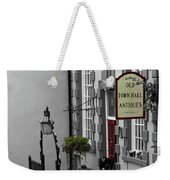 Old Town Hall Weekender Tote Bag