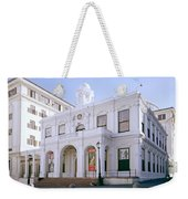 Old Town House Weekender Tote Bag