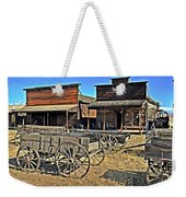 Old Town Mainstreet Weekender Tote Bag by Marty Koch