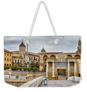Old Town Of Cordoba In Spain Weekender Tote Bag