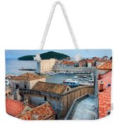 Old Town Of Dubrovnik Weekender Tote Bag