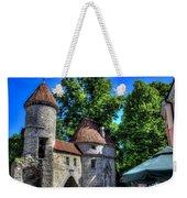 Old Town - Tallin Estonia Weekender Tote Bag