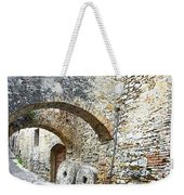 Old Towns Of Tuscany San Gimignano Italy Weekender Tote Bag