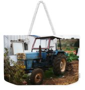 Old Tractor I Weekender Tote Bag