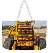 Old Tractor Weekender Tote Bag
