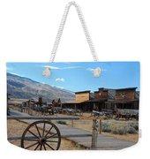 Old Trail Town   Weekender Tote Bag