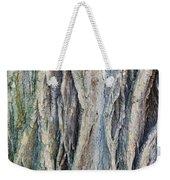 Old Tree Wrinkles Weekender Tote Bag
