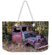 Old Truck - Purtis Creek Weekender Tote Bag