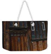 Old Tudor Doorway Weekender Tote Bag